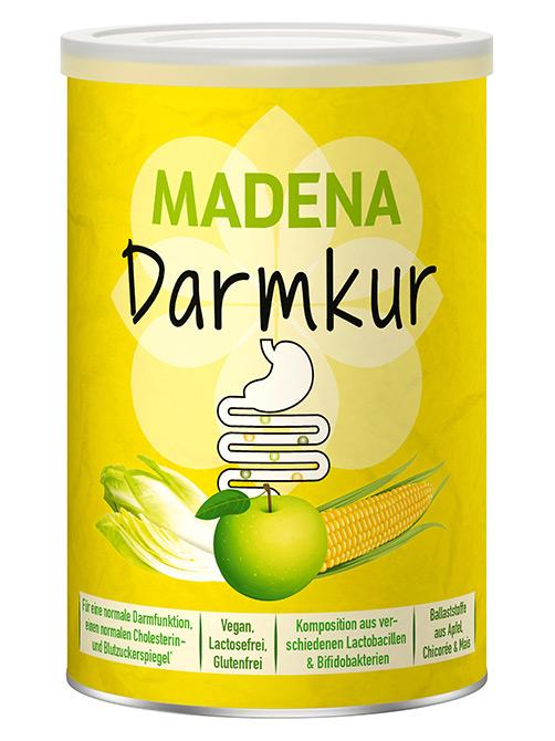 MADENA Darmkur forte front